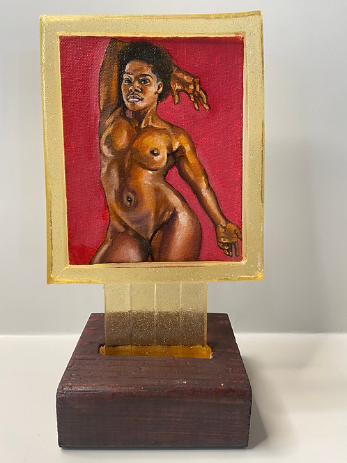 Pocket Nude: Alzirin Curve