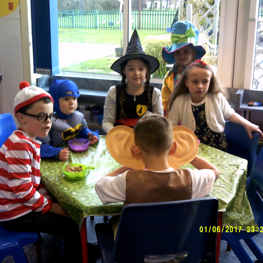 world book day durham lane (9)