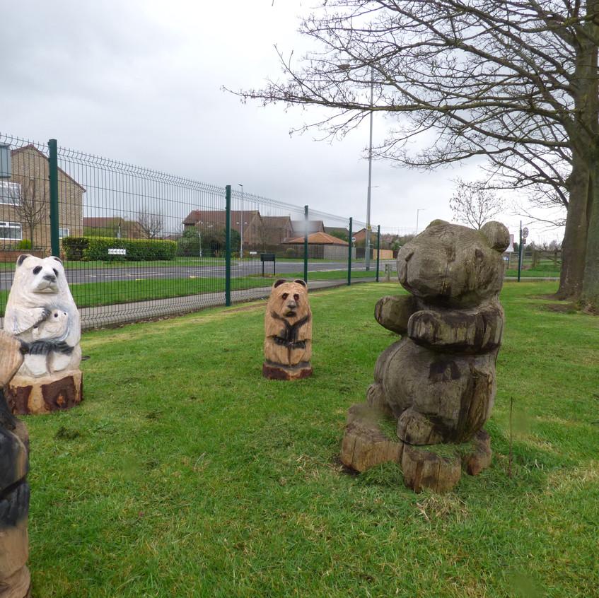 The Four Bears