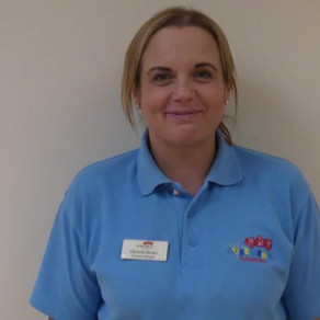 Gemma Brown Celebrates 13 years at Rosedene!