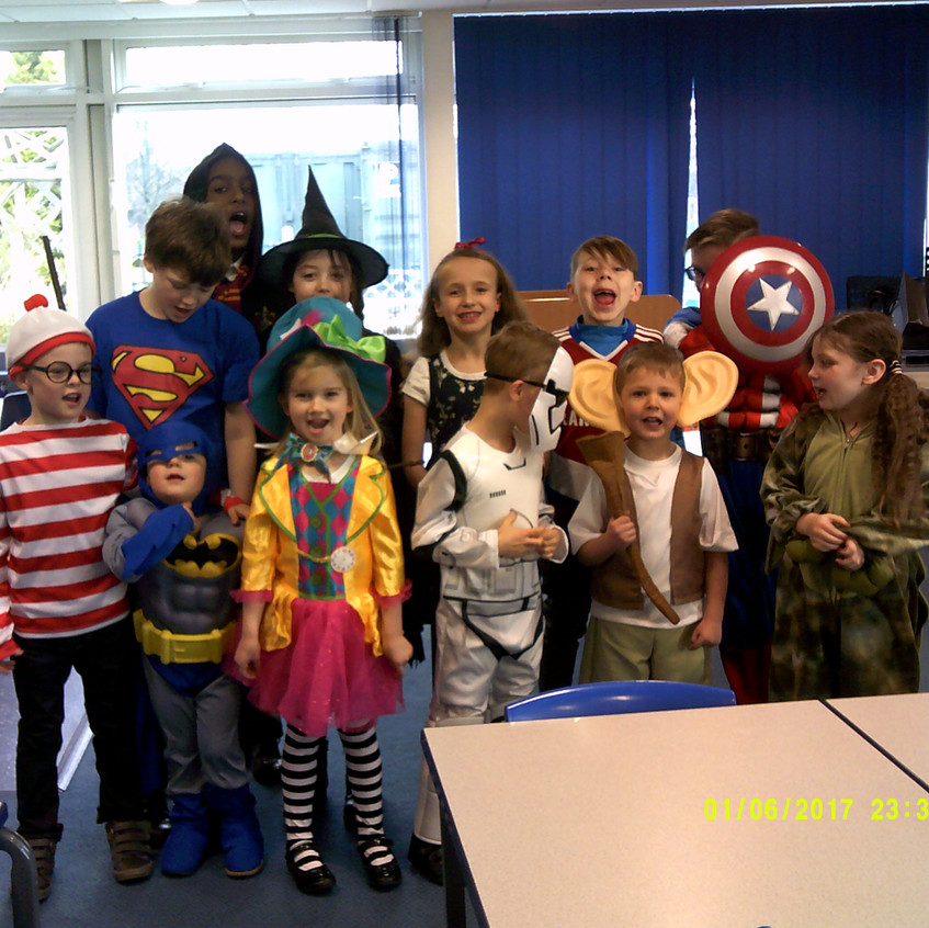 world book day durham lane (10)