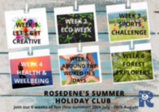 Rosedene's Summer Holiday Club.png