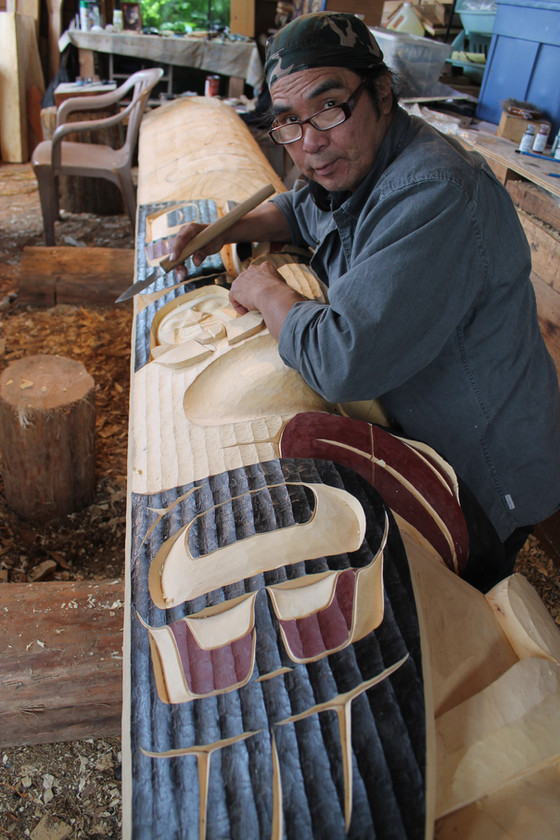 Carving & Purchasing the Right Totem Pole