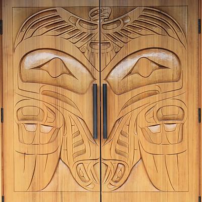 Doors & Area Carvings