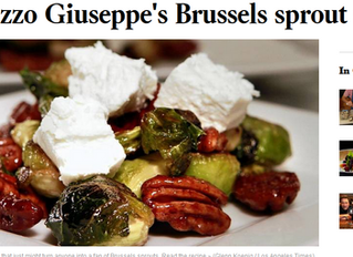 The Brussels are Coming!