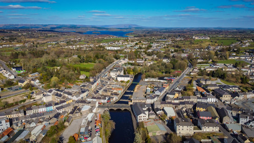 Boyle from the Air