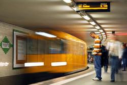 Potsdam Station Berlin