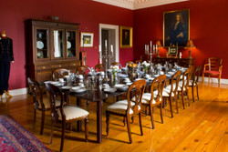 King House Boyle Dining Room