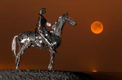 Full Moon over Boyle