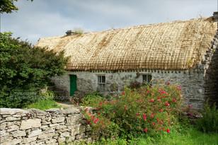 Inis Méain - Synge's Cottage