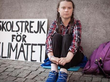 Quem é Greta Thunberg?