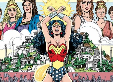 Conheça: Diana Prince, a Mulher Maravilha