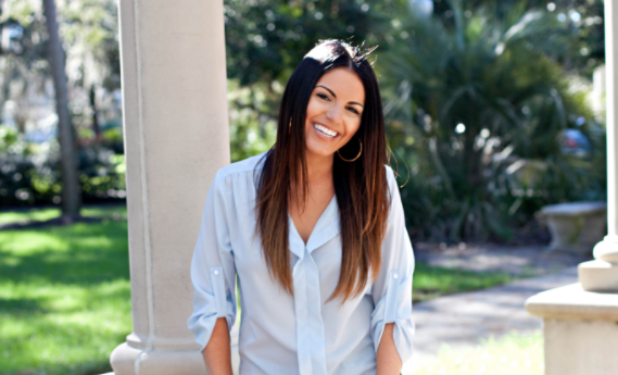 Guest blogger Kristen Hadeed