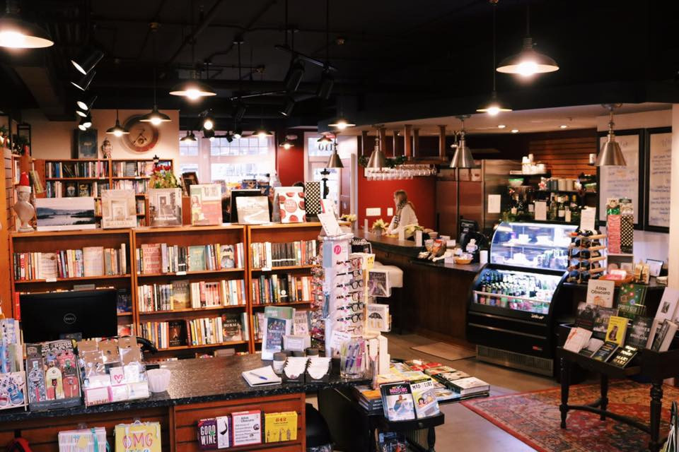 Bards Alley Books, Vienna, VA
