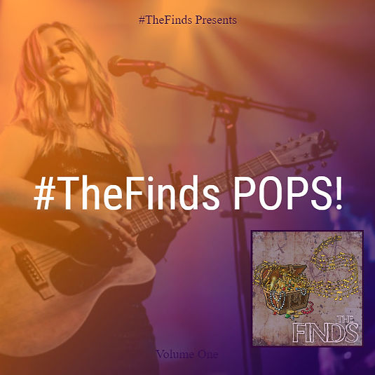 #TheFinds POPS!: Volume One