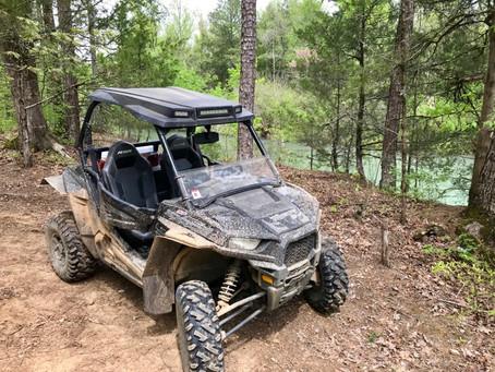 Mount Magazine Arkansas Trails