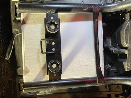 Design evolution: X2-d cargo box