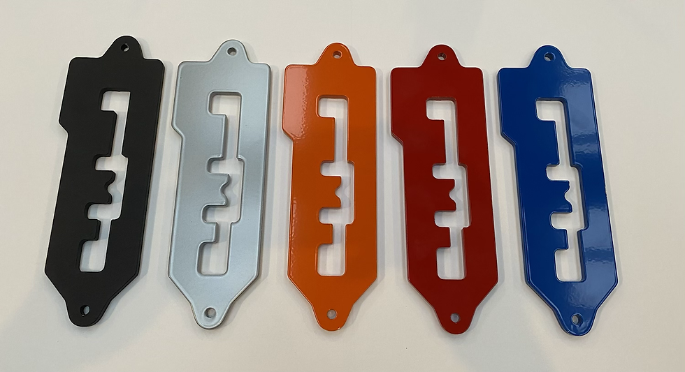 DT-S1 Shifter Plate for Talon R/X/X4