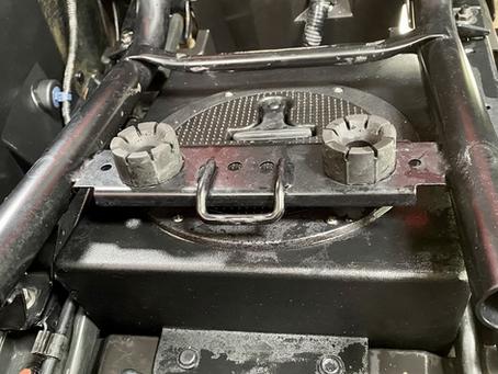 Talon X2-d Under Seat Cargo Box