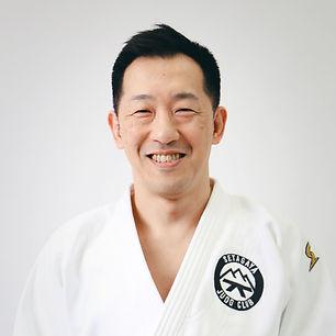 世田谷柔道クラブの講師:斎藤康則