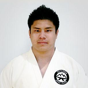 世田谷柔道クラブの講師:山本幸紀