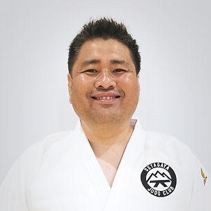 世田谷柔道クラブの講師:山田宏輝