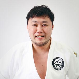世田谷柔道クラブの講師:石道真輔