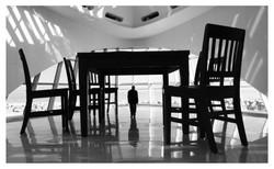 COMPOSITION 102: Museum Guard