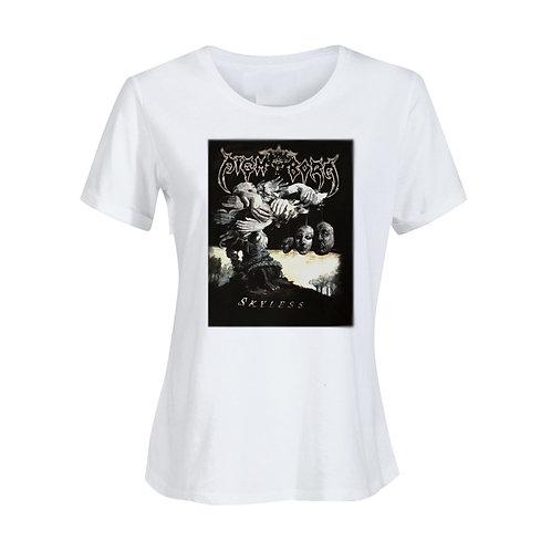 """""""Skyless"""" - White T-Shirt (Women's)"""