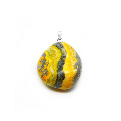 Ciondolo di Bumblebee Stone