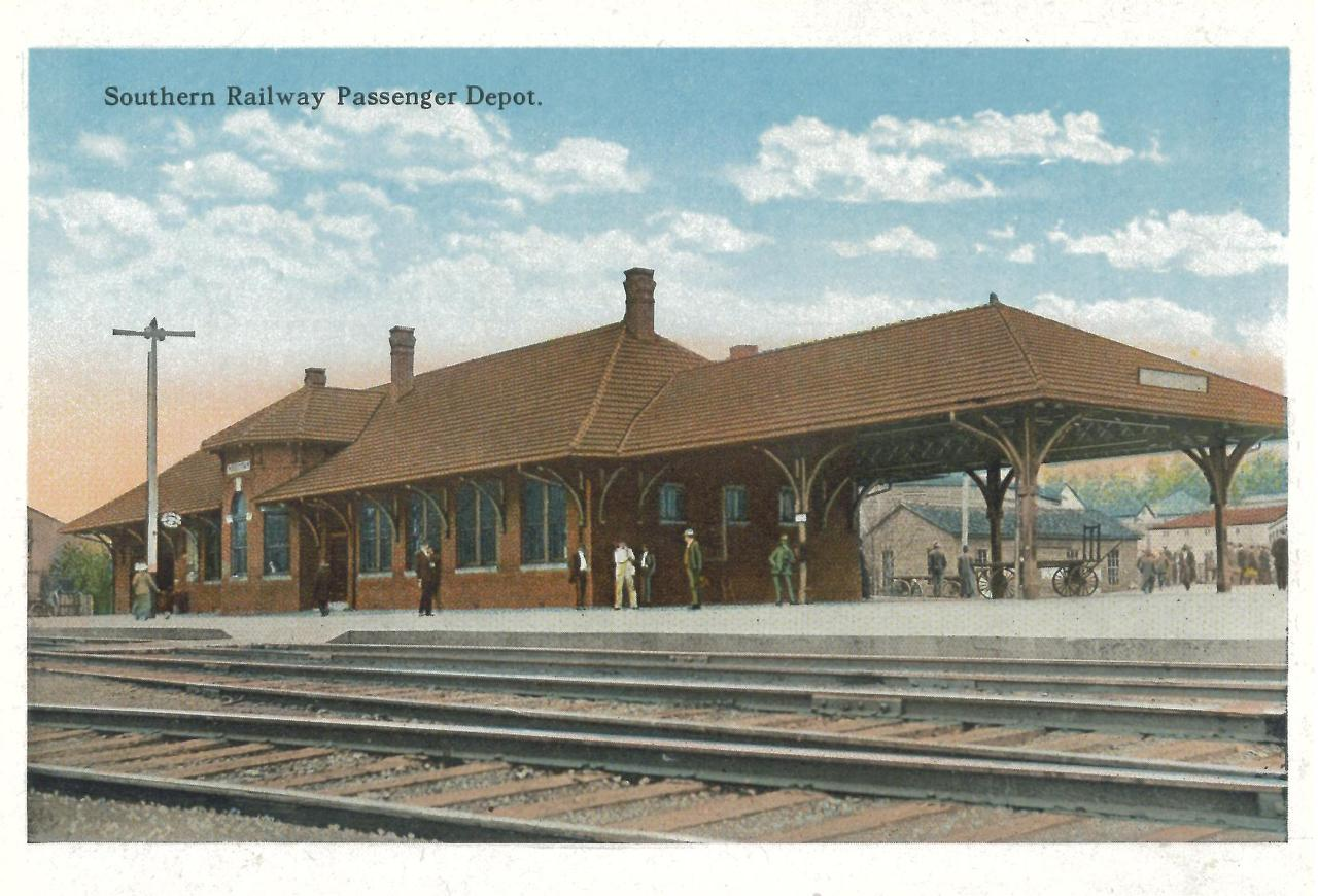 Southern Railway Passenger Depot