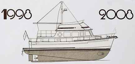 Selene Yachts Voyager 36 Getaway