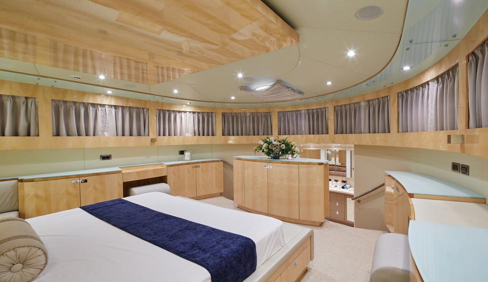 On Deck Master Stateroom