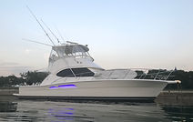 2005 Riviera 40 convertible preowned beautiful sportsfishing boat