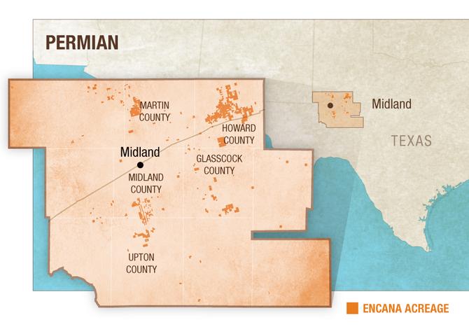 Encana wants TF Insert in Permian Basin