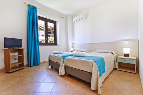 Bilocale vista mare Resort Santa Maria