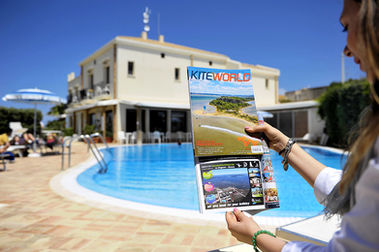 Kiteworld magazine Resort Santa Maria