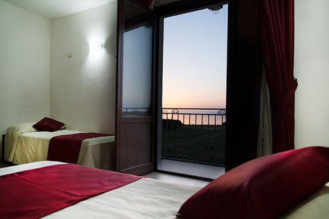 Hotel camera Resort Santa Maria