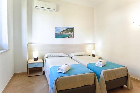 Trilocale vista mare Resort Santa Maria