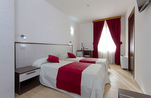 camera doppia Resort Santa Maria