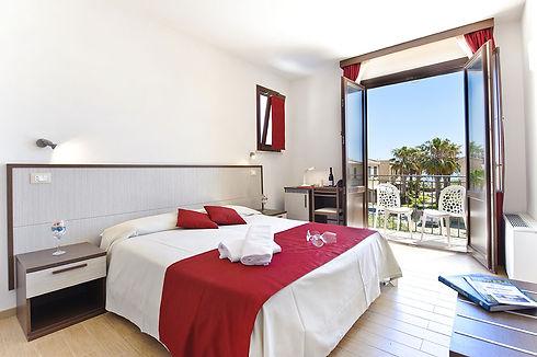 Camera matrimoniale Resort Santa Maria