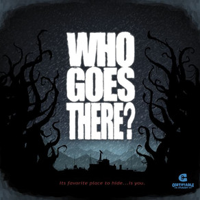 Who Goes There? 2nd Edition by Certifiable Studios - board game review