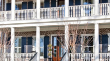 The Traditional Southern Porch