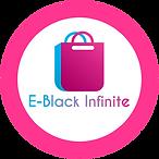 logo E-Black Infinite 2.0 (transparent)