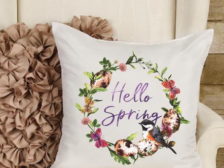 Hello Spring!!!!