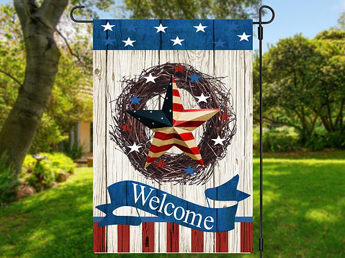 AMERICAN WELCOME