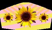 3 sunflowers leopard design 83.png
