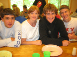 Carol, Jamie & Jonathan