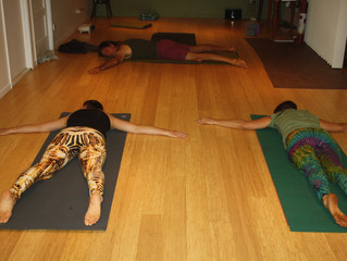 Beginners/Spinal Health Yoga Class
