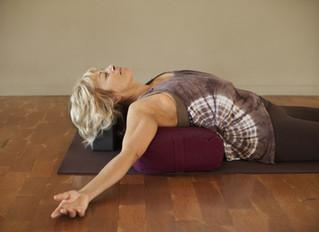 Restorative Bliss at Maleny Mountain Yoga